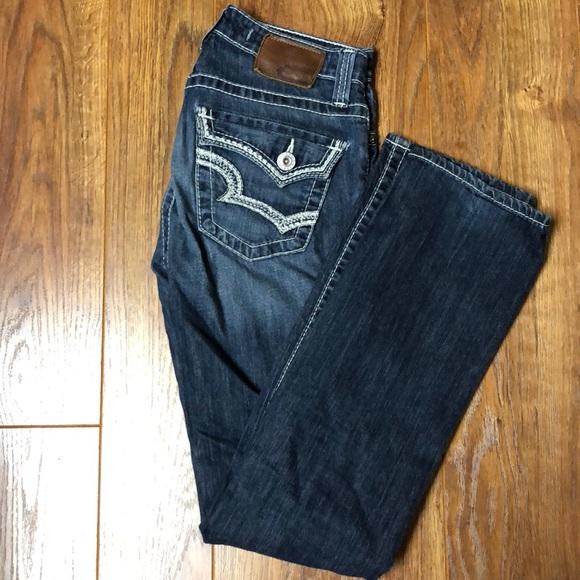 Big Star Denim - Big Star Maddie Straight Leg Jeans